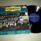 Men Of Brass - Harry Mortimer - Blue Back London PS 101 Record LP