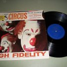 The Circus Is Back In Town - Carl Stevens Marching Band - Record LP