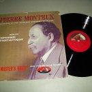 Pierre Monteux - Berlioz His Masters Voice ALP 1137 Record LP