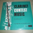Clarinet Contest Music - Donald McGinnis - SEALED Record LP
