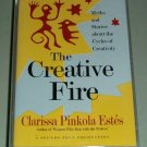 The Creative Fire - Clarissa Pinkola Estes - Cassette Tape