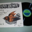Dylan Thomas Readings 2 Caedmon 1018 Poetry Record LP