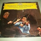 Beethoven Violin Concert - Herbert Karajan DGG SEALED LP