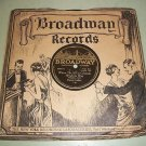 Francis Luther - The Silv'ry Colorado - BROADWAY 8091  -  78rpm