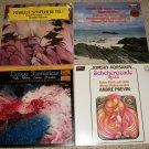 Lot Of 4  Digital  Classical Records LP's - Lot # 111