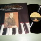 Rachmaninoff Concerto No. 2 - Ousset / Rattle - Classical Record LP