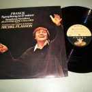 Franck - Symphony in D minor Jean-Philippe Collard - Classical Record LP