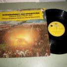 Tchaikovsky 1812 Overture - Daniel Barenboim DG Record LP