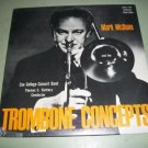 Mark McDunn Trombone Concepts - Coe College Band - SEALED Record LP