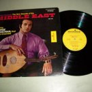 Sounds Of The Middle East - George Mgrdichian, Oud - Record LP