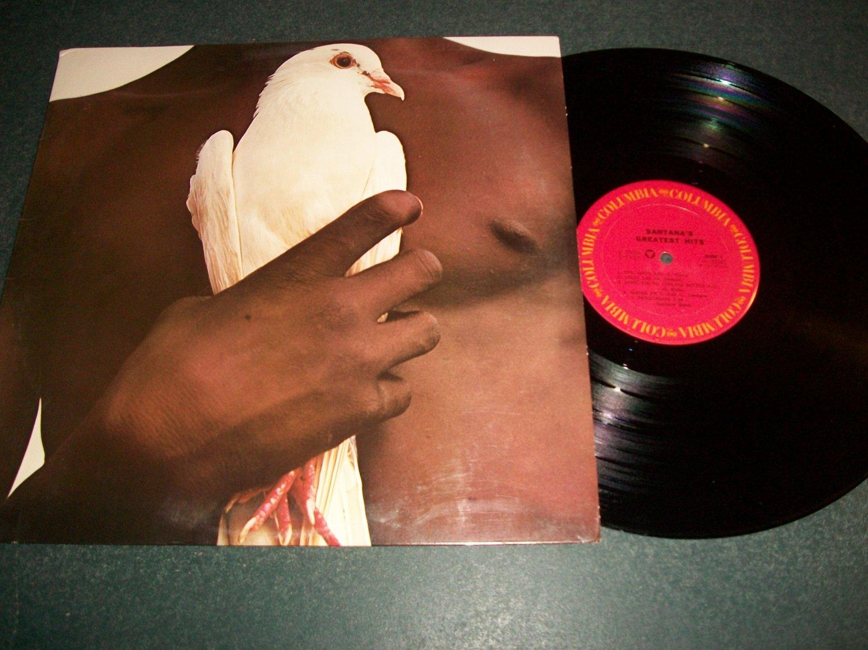 Santana Greatest Hits  - Record LP