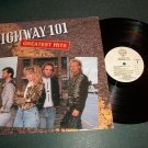 Highway 101  Greatest Hits  - Record LP