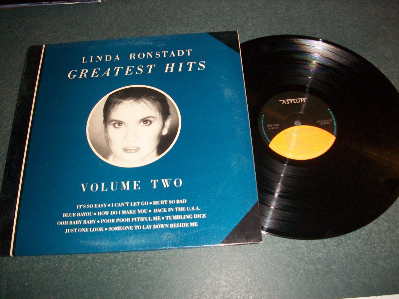 Linda Ronstadt Greatest Hits Volume 2 - Record LP