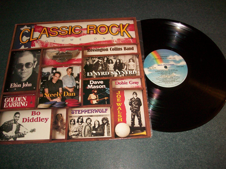 Classic Rock Volume 1 - Various Artist Record LP