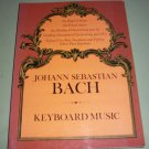 Bach  Keyboard Music - English / French Suites - Music Book