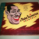 Duke Ellington - Panorama  - 4 Record Album Set  78 rpm