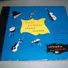 Benny Goodman - Sextet Session  - 4 Record Album Set  78 rpm