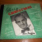 Ken Griffin - Merry Christmas - RONDO 1010  - 3 Record Album Set  78 rpm