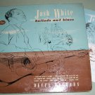 Josh White - Ballads And Blues - DECCA 447  - Rare 4 Record Album Set  78 rpm