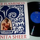 Anita Sheer - Sheer Flamenco - RIVERSIDE 829  Record LP