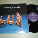 Anthology Of Sacred Carols For Classical Guitar - James Sundquist - Record LP