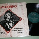 Slim Harpo - Blues Hangover James Miller Sessions Vol. 4 - Blues  Record LP