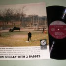 Don Shirley With 2 Basses - CADENCE 3008 - Jazz Record LP