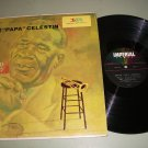 Oscar Papa Celestin - The Dixieland King - IMPERIAL 9125 - Jazz Record LP