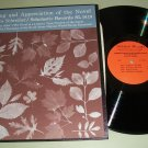 Understanding And Appreciation Of The Novel - SCOLASTIC SL 9119 - Record LP