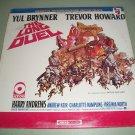 The Long Duel - Yul Brynner Trevor Howard - Soundtrack - Sealed  Record LP