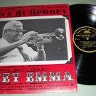 Percy Humphrey  Sweet Emma - Living New Orleans Jazz  - Record LP