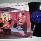 The Dick Lane Quartet - Vocal Gymnastics - RARE Australia Jazz Record LP