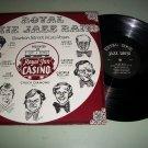 Royal Dixie Jazz Band - Royal Inn Casino Las Vegas -  Signed Jazz Record LP