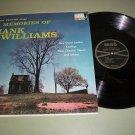 Slim Fenton Sings Memories Of Hank Williams - BRAVO K106 - Country Record LP