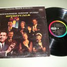 Tennessee Ernie Ford -  Spirituals  - Gospel Record LP