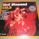 Neil Diamond - Gold -  SEALED   Record LP