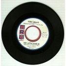Tony Bellus - Hey Little Darlin' / Only Your Heart - NRC 035 Teen Rock PROMO 45