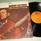 Woody Guthrie - The Early Years - TRADITION 2088 -  Folk  Record