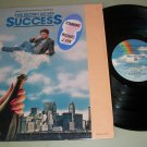 The Secret Of My Success - Michael J Fox - Original Soundtrack -  Record LP