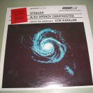 Strauss - Also Sprach Zarathustra - Karajan - SEALED Record LP
