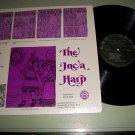 The Inca Harp - Gabriel Aragon  Antonio Sulca  - Record LP