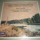 Liszt Piano Concertos No. 1 & 2 - Ivan Davis Edward Downes - SEALED Record LP