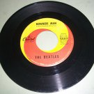 The Beatles - Nowhere Man / What Goes On - CAPITOL 5587 - 45 rpm Record