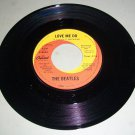 The Beatles -  Love Me Do / P.S. I Love You - CAPITOL 5189 - 45 rpm Record