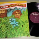 The Beach Boys - Endless Summer - Capitol SVBB 11307 - Record LP
