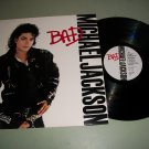 Michael Jackson - Bad - EPIC 40600 - Record LP