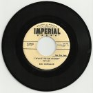 Ken Copeland -  I Want To Go Steady / I Would Give My Heart - Teen Rock PROMO 45