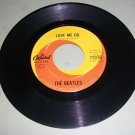 The Beatles - Love Me Do / P.S. I Love You - CAPITOL 72076 - RARE 45 rpm Record