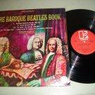 The Baroque Beatles Songbook - Joshua Rifkin - ELECTRA 7306 - Classical Rock Record LP