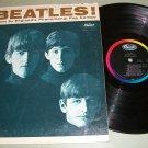 The Beatles - Meet The Beatles - CAPITOL T 2047  - Rock Record LP